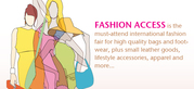 Must-attend International fashion fair for high quality(M000332)
