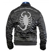 Gosling Drive Scorpion Jacket Black