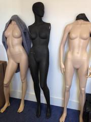 3 lady Mannequinn for sale