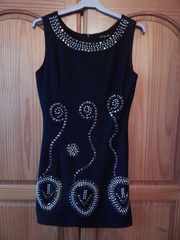 Black dress for slae