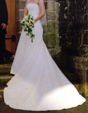 Wedding Dress by Benjamin Roberts for sale