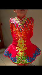 Beautiful Siopa rince Irish dance dress