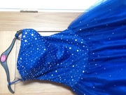 Lovely new blue dress for sale