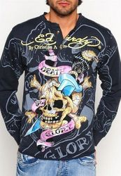 Wholesale AFF,  Ed Hardy,  AF Long sleeve